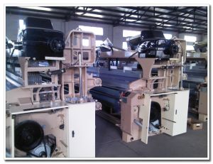 Jw851 Series Double Nozzle Water Jet Loom with Cam or Dobby Shedding