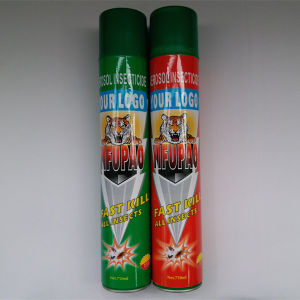 China Pyrethroids Aerosol Insecticide Spray pictures & photos