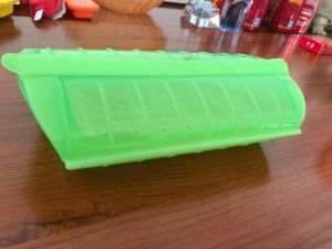 Microwave Oven Healthy Cooking Silicone Steamer Tools pictures & photos