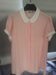 Pink Shirt Vest Cute Beautiful Girl Frivolous Breathable pictures & photos