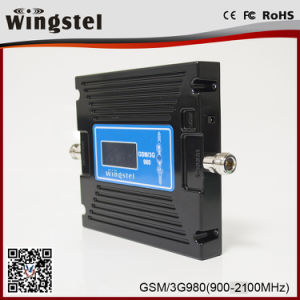 High Quality GSM 2g WCDMA 3G Mobile Phone Signal Booster pictures & photos
