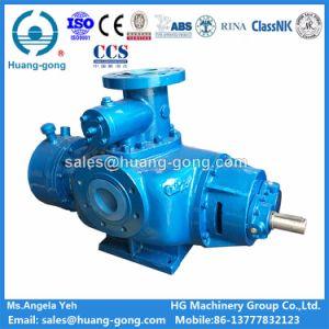 Horizontal Twin Screw Pump for High Viscosity Medium pictures & photos