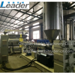 High-Efficiency HIPS/ABS/EVA Multi-Layer Sheet Extrusion Line pictures & photos