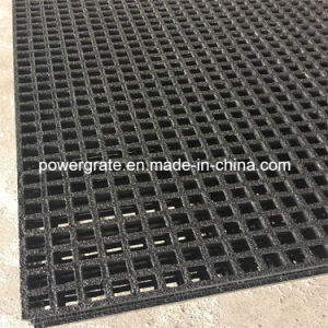 Fiberglass FRP Molded Grating with Gritted Surface pictures & photos