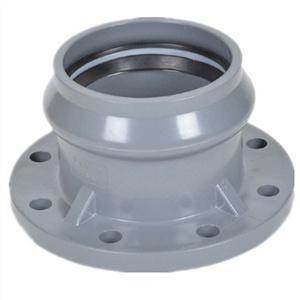 PVC Flange Socket for Water Supply pictures & photos