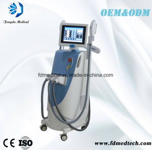 3 in 1 Elight Opt ND YAG Laser Multifunctional Beauty System Hair Removal Machine Skin Rejuvenation Machine pictures & photos