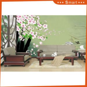 Hot Sales Customized Flower Design 3D Oil Painting for Home Decoration Model No.: Hx-5-064 pictures & photos