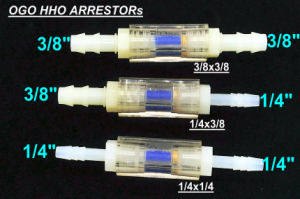 Ogo Professional Hho Arrestor 1/4X3/8 pictures & photos