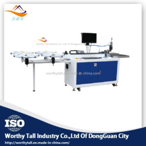 Auto Bending and Line Cutting Machine pictures & photos