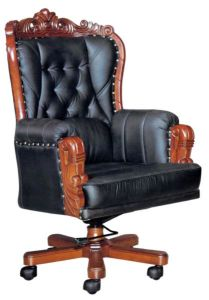 Government Court Dirctor Wooden King Chair (HX-AB128) pictures & photos