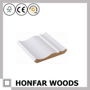 China Supplier Solid Wood Skirting for Floor pictures & photos