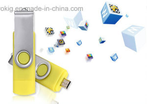 OEM Colorful OTG USB Flash Drive pictures & photos