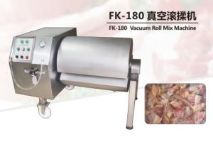 Fk-180 Vacuum Roll Mixing Machine Vacuum Tumber Meat Mixer pictures & photos