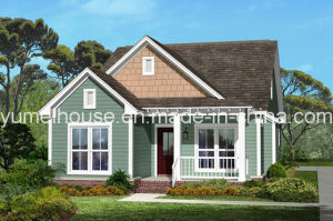 Simple Usefull Family House Prefab House