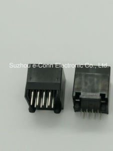 Rj 45 8p8c Female 180° DIP pictures & photos
