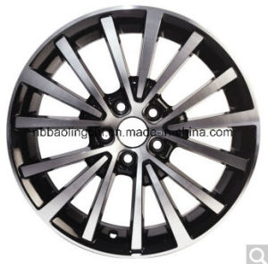 16*J6.5 Alloy Wheel with 5X100 for VW pictures & photos