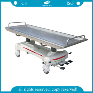 AG-HS012 Stainless Steel Material Medical Instrument Hospital Stretcher Prices pictures & photos