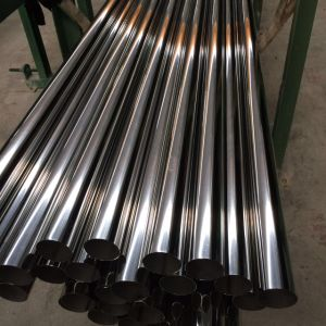 Hotsale Cheap Price for 201 Welded Stainless Steel Pipe Mirror Polished pictures & photos