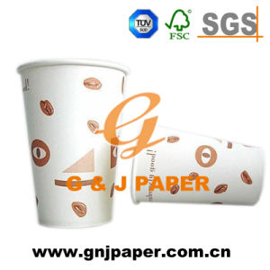 4-24 Oz Single-Side PE Coated Drinking Paper Cup for Sale pictures & photos