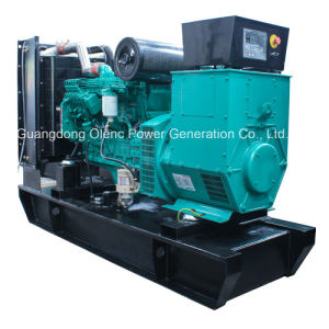 Cummins 6bt 100kVA Diesel Generator with Two Year Warranty pictures & photos