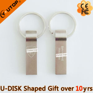 Custom Gifts Laser Engraving Logo Metal USB3.0 Flash Drive (YT-3298) pictures & photos