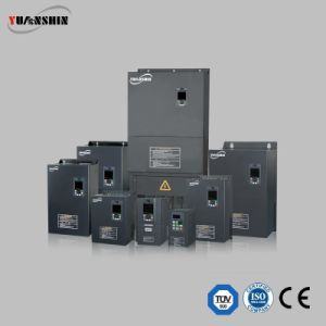 Yuanshin YX9000 Series 110kw 3-Phase 380V Variable Frequency Inverter, VFD pictures & photos