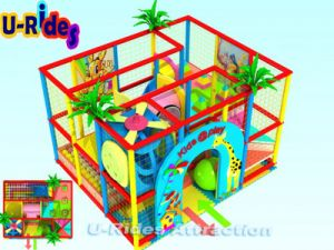 New Indoor Playground Items Naughty Castle Kids Digital Playground Models pictures & photos