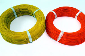 Fluoroplastic Electrical Cable 20AWG with UL10362 pictures & photos