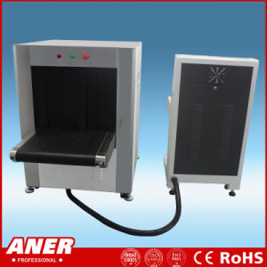 The Economical Security Inspection X Ray Baggage Scanner Machine with 650X500mm Tunnel Size 2 Years Warranty pictures & photos