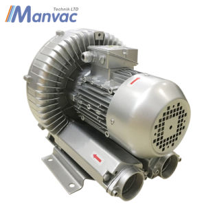 Single Stage Sewage Treatment Air Blower 1.5kw pictures & photos