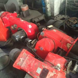 Used Stock Natural Gas Burner pictures & photos