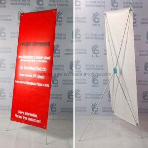 Fashion Adjustable X Stand, Banner Stand (60X160) pictures & photos