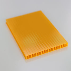 6mm Crystal Polycarbonate Shees for Sound Proof Panels/Custom Carport pictures & photos