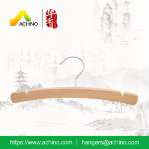Wooden Kids Clothes Hangers (WKT400) pictures & photos