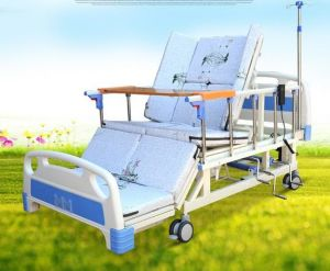 Hospital Electric Patient Bed with High Quality pictures & photos