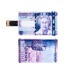 Mini USB Flash Drive Card Pendrive Credit Card USB Stick pictures & photos