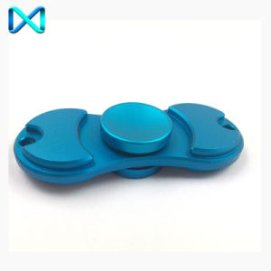 2017 Gift Hand Aluminium Tri-Spinner Fidget Ceramic Hybrid Bearing Desk Toy pictures & photos