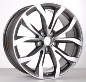 17 Inch Alloy Wheel with PCD 4X100 pictures & photos