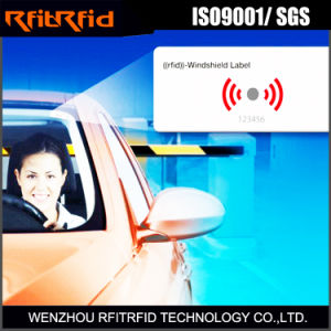 860-960 MHz RFID Stickers for Windshield pictures & photos