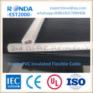 2 core flexible electrial cable 1.5 sqmm pictures & photos