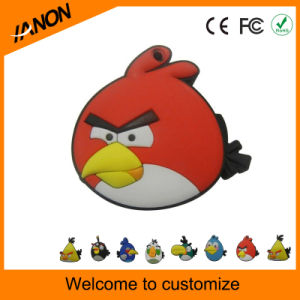 Bird Shape USB Flash Drive PVC USB Stick with Customized pictures & photos