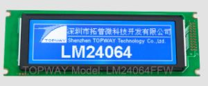 240X64 Graphic LCD Module COB Type LCD Display (LM24064F) pictures & photos