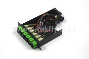 12 Core Patch Cord MPO/MTP Patch Panel/Cassette pictures & photos