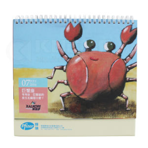 Custom Desk/Wall Calendar for Gifts Company pictures & photos