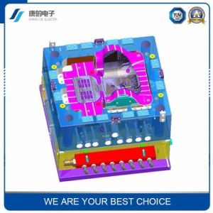 New Design Custom Plastic Mould for Electronic Parts pictures & photos