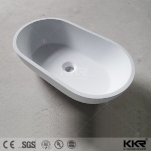 Bathroom Wash Basin &Sink in Acrylic Material pictures & photos