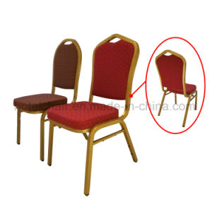 Metal Stacking Promotional Steel Wholesale Restaurant Chairs pictures & photos