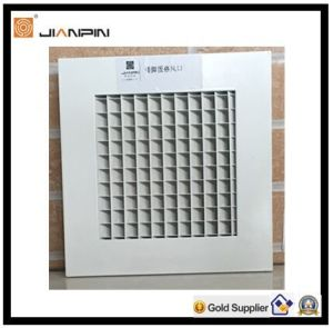 Powder Coated Gravity Louver Grille for Air Conditioning pictures & photos