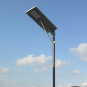 30W, 40W Integrated Solar LED Street Light with Smart Bluetooth APP pictures & photos