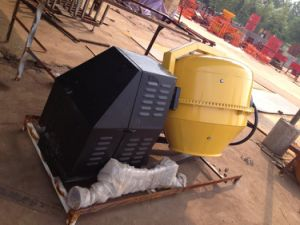 Mini Diesel Engin Concrete Mixer Jfa-1 for Sale in Africa pictures & photos